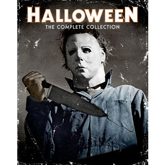 Halloween: The Complete Collection [10 Discs] [Blu-ray]