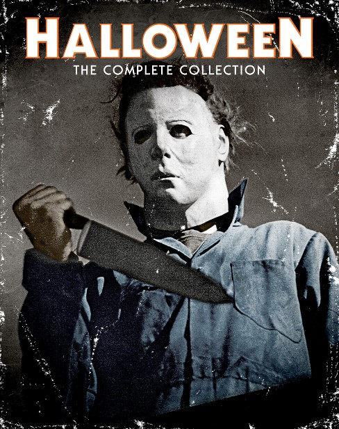 Halloween: The Complete Collection [10 Discs] [Blu-ray] - image 1 of 1