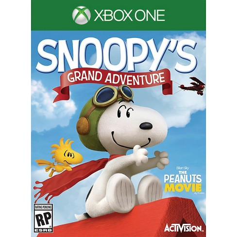 Snoopy's Grand Adventure Xbox One - image 1 of 1