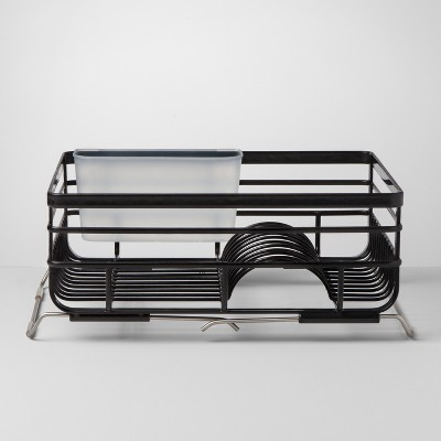 Wire Dish Rack Over the Sink Black - Made By Design™