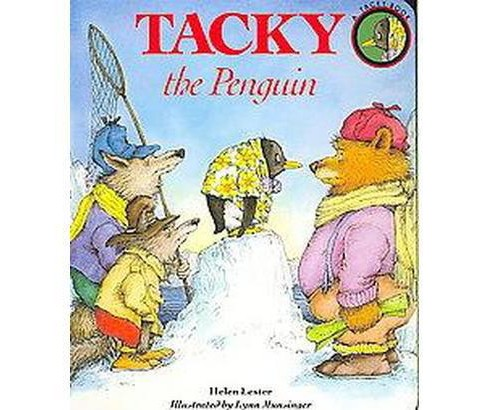 Tacky the Penguin (Hardcover) (Helen Lester) - image 1 of 1