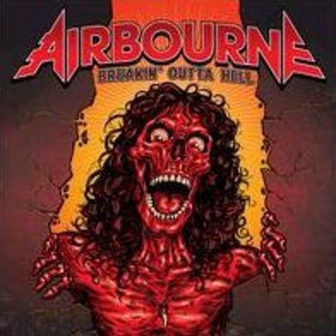 Airbourne - Breakin Outta Hell (CD) - image 1 of 1