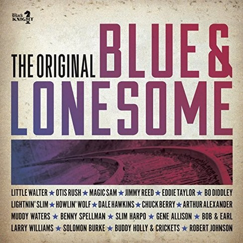 Various - Original Blue And Lonesome (CD) - image 1 of 1