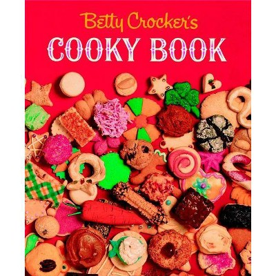 Betty Crocker's Cooky Book - (Betty Crocker Cooking) (Hardcover)