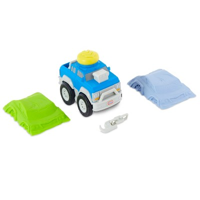 Little Tikes Slammin Racers Power Rigs Monster Truck Vehicle with Sounds