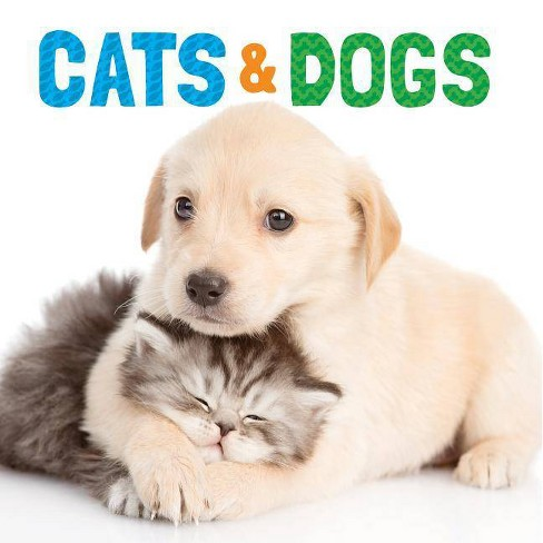 Cats & Dogs - (Animal Lovers) (Board_book) - image 1 of 1