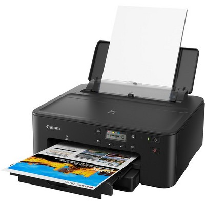 Canon PIXMA TS702 Inkjet Printer - Color - 4800 x 1200 dpi Print - Automatic Duplex Print - 250 Sheets Input - Wireless LAN