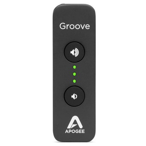 Apogee Groove portable USB DAC and Headphone Amp for Mac or PC - image 1 of 2