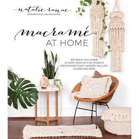 Macram� at Home - by  Natalie Ranae (Paperback) - image 1 of 1