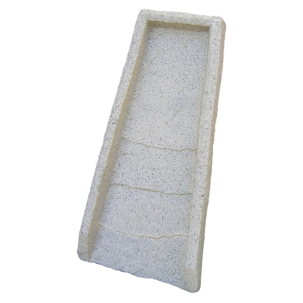 Image of Emsco Splash Block - Granite, Gray