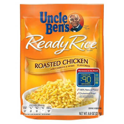 Rice: Uncle Ben's Ready Rice