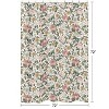 Vintage Floral Shower Curtain - Sweet Jojo Designs - image 4 of 4