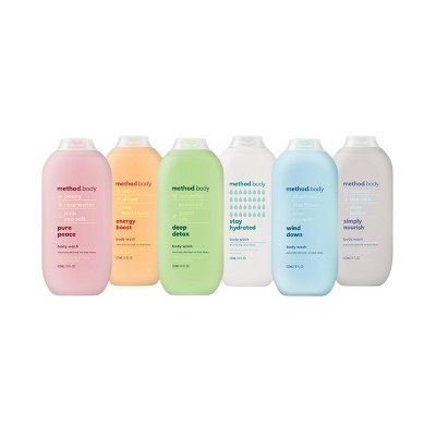 The Method Body Wash Collection
