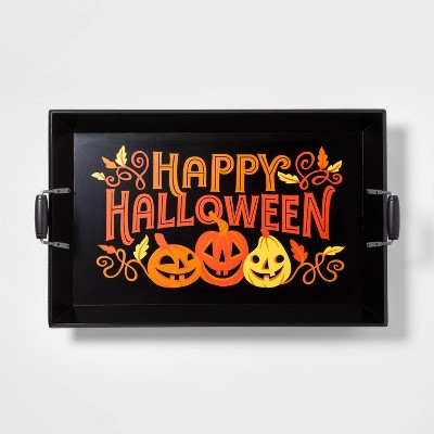 """""""happy-halloween""""-wood-serving-tray---hyde-&-eek!-boutique by shop-this-collection"""