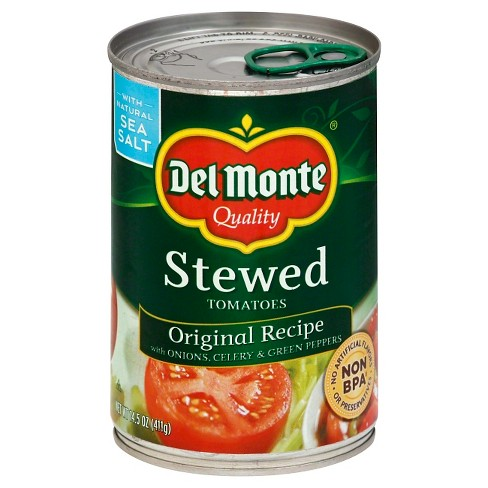 Del Monte Stewed Tomatoes 4.5 oz - image 1 of 1