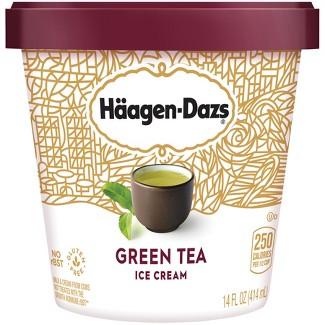 Haagen Dazs® Green Tea Ice Cream - 14oz