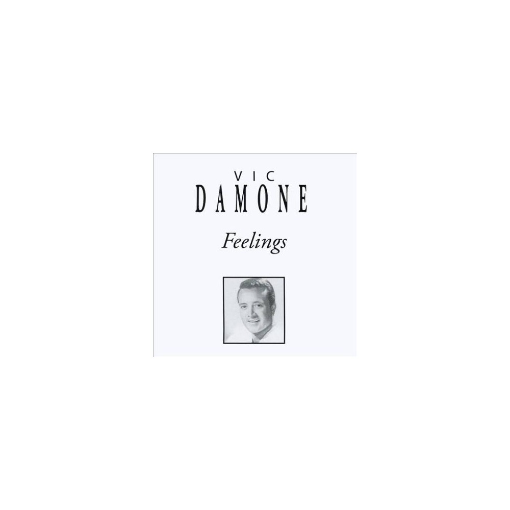 Vic Damone - Feelings (CD)