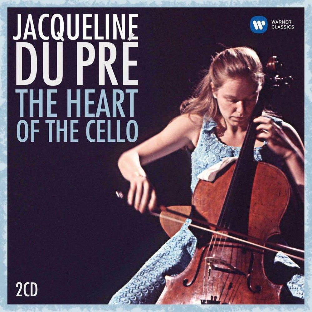 Jacqueline Du Pre Heart Of The Cello Vinyl