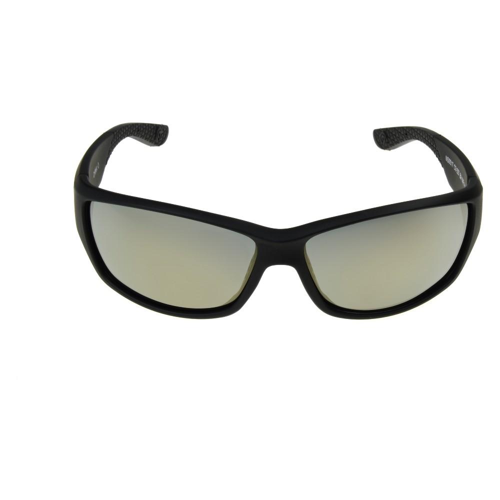 Men's Polarized Wrap Sunglasses - C9 Champion Black, Size: Large