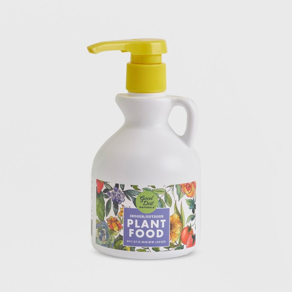 Image of Plant Food Indoor Pump - Good Dirt