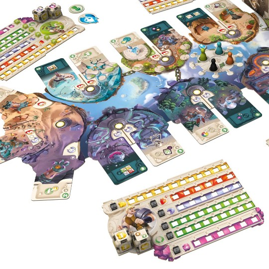 Dice Forge: Rebellion Expansion Board Game image number null