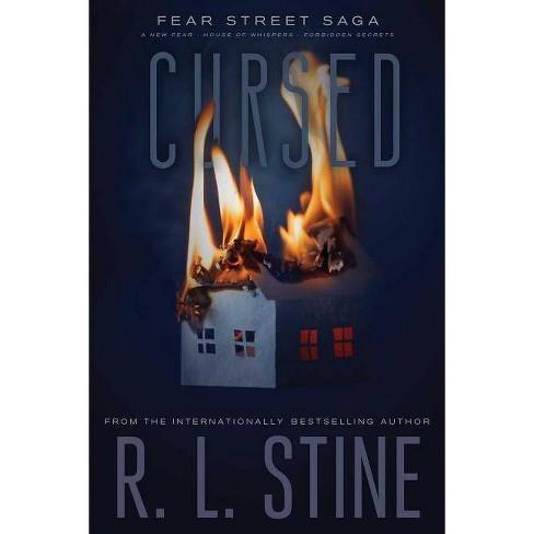 Cursed - (Fear Street Saga) by  R L Stine (Paperback) - image 1 of 1