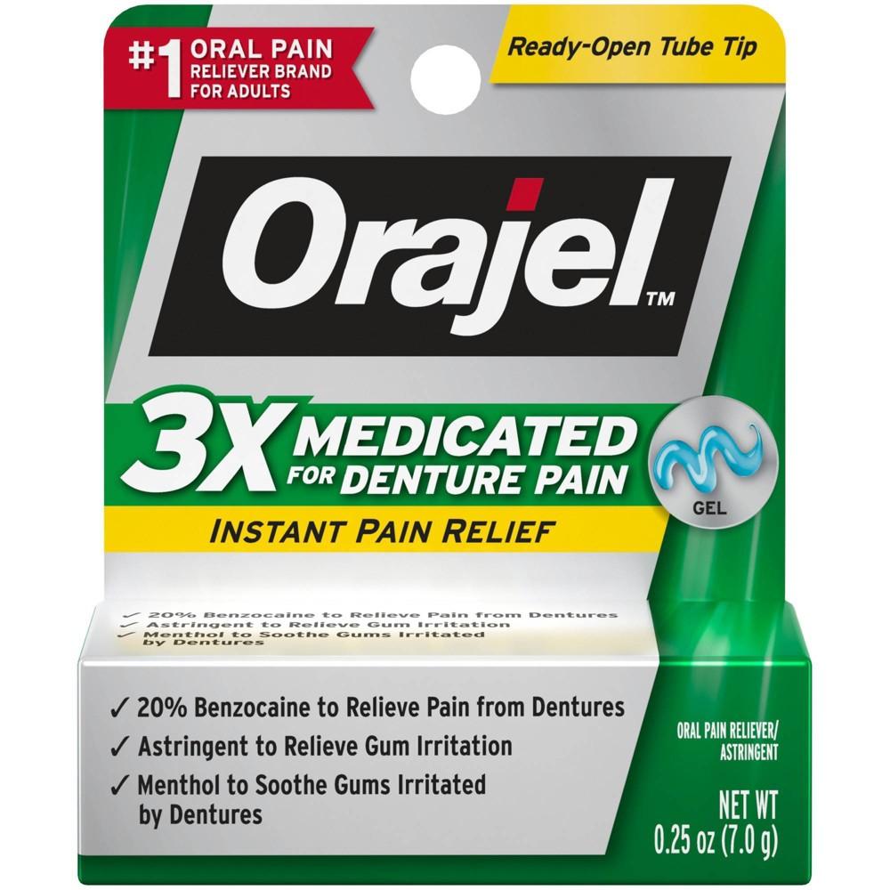 Image of Orajel Toothache/gum Treatment - .25oz