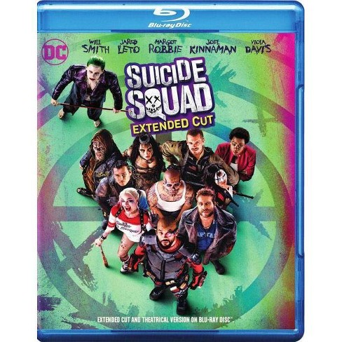 Suicide Squad (Blu-ray) - image 1 of 1