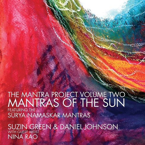 Suzin green - Mantra project vii:Mantras of the sun (CD) - image 1 of 1
