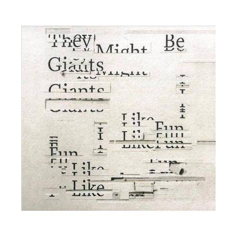 They Might Be Giants - I Like Fun (CD) - image 1 of 1