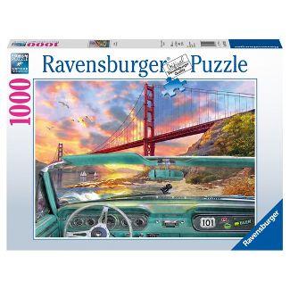 Ravensburger Golden Gate Bridge Puzzle 1000pc