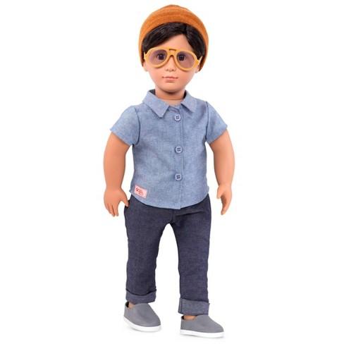 Our Generation Regular Boy Doll - Franco - image 1 of 3
