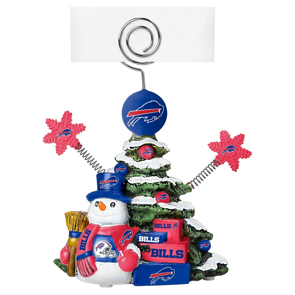 Buffalo Bills Topperscot Holiday Sculpture