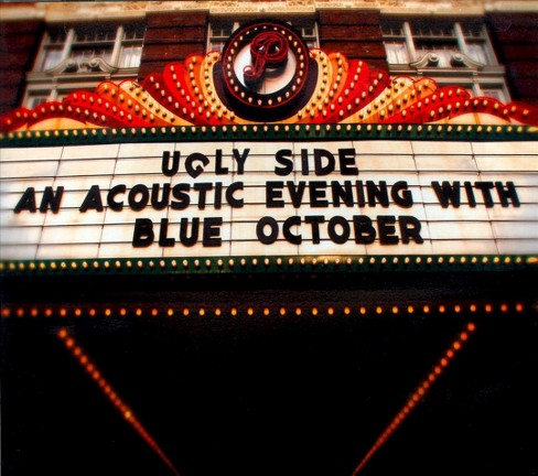 Blue october - Ugly side:Acoustic evening with blue (CD) - image 1 of 1