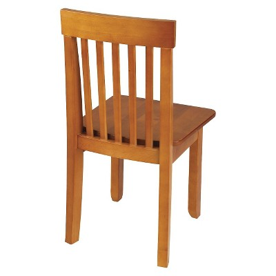 KidKraft Avalon Chair - Honey
