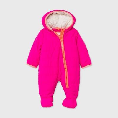 Baby Puffer Snowsuit - Cat & Jack™