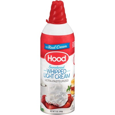 Hood Whipped Light Cream - 7oz