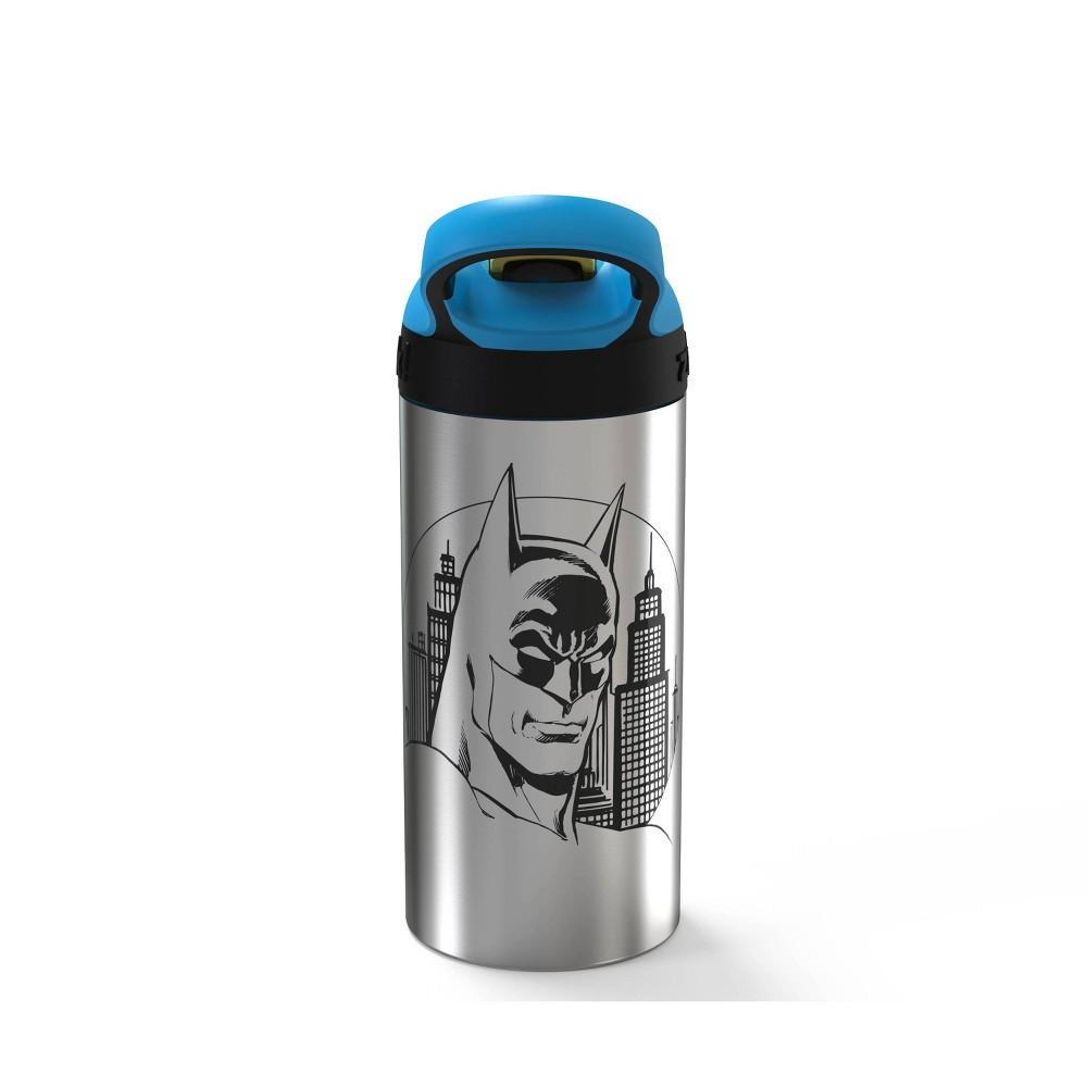 Image of Batman 19.5oz Stainless Steel Water Bottle - Zak Designs