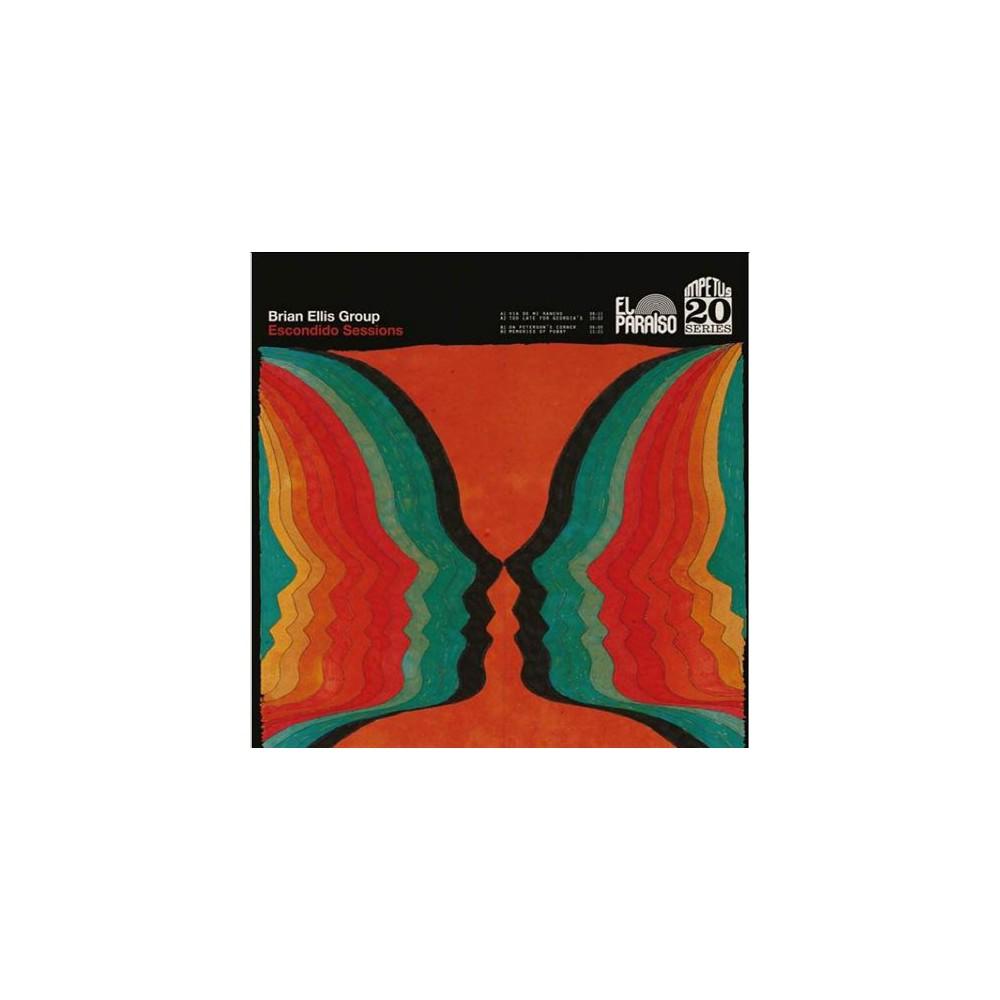 Brian Ellis - Escondido Sessions (Vinyl)