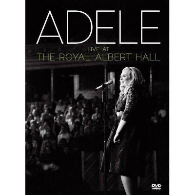 Adele - Live at the Royal Albert Hall [Explicit Lyrics] (CD)