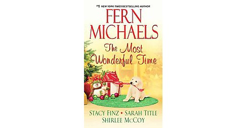 Most Wonderful Time (Paperback) (Fern Michaels) - image 1 of 1