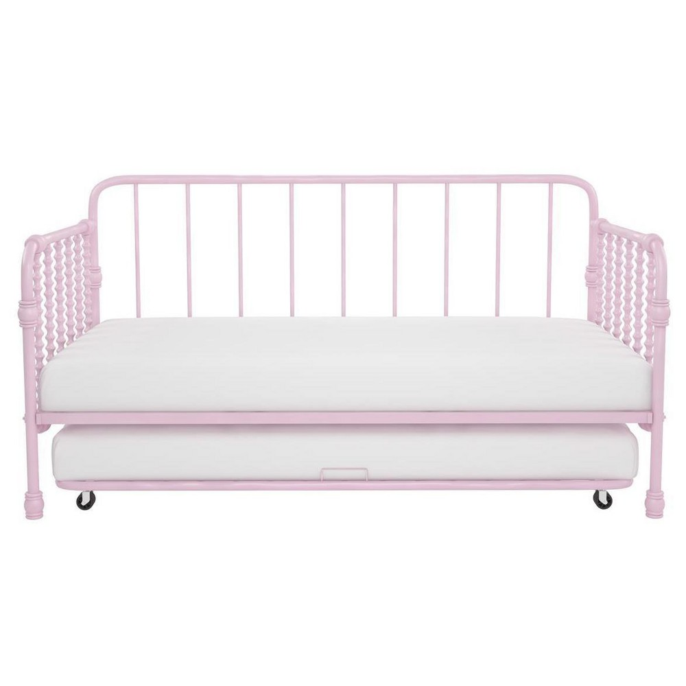 Image of Bed Frame Twin Pink - Little Seeds