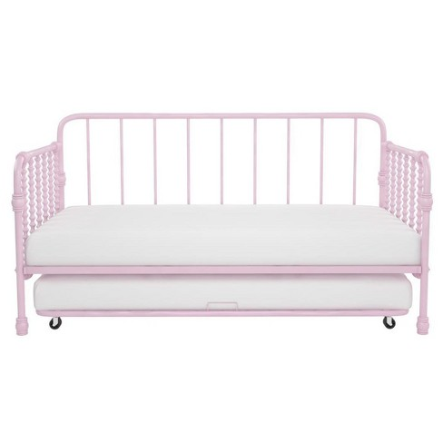 Remarkable Bed Frame Twin Pink Little Seeds Andrewgaddart Wooden Chair Designs For Living Room Andrewgaddartcom