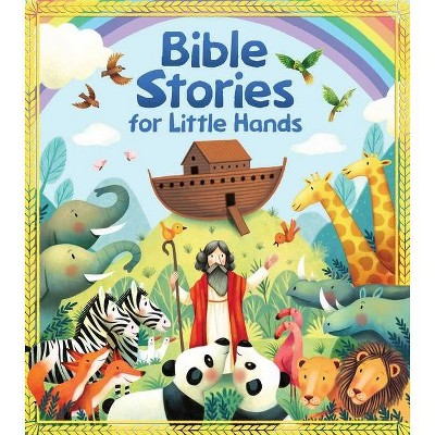 Bible Stories for Little Hands - (Board Book)