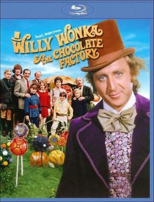 Willy Wonka & the Chocolate Factory (Blu-ray)