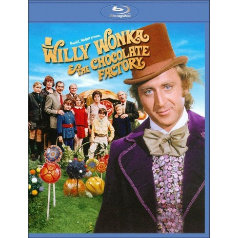 Willy Wonka & the Chocolate Factory (Blu-ray) - image 1 of 1