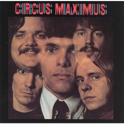 Circus Maximus - With Jerry Jeff Walker (CD) - image 1 of 1