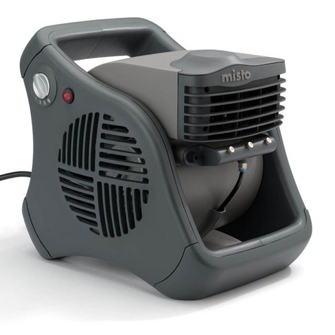 Lasko Misto 7050 3 Speed Outdoor Patio Mister Portable Cooling Water Misting Fan - image 1 of 4