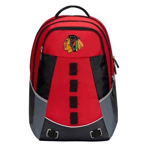 NHL Chicago Blackhawks Personnel Backpack - image 1 of 4
