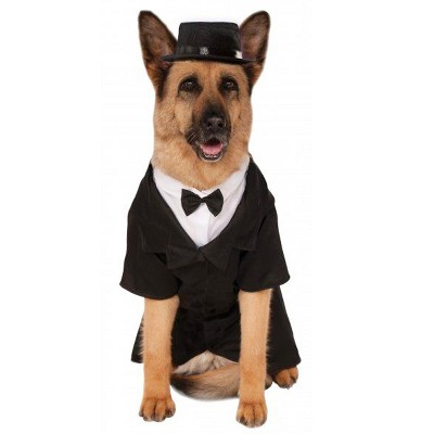 Rubies Big Dapper Dog Pet Costume